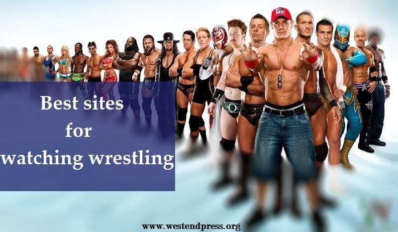 Các trang web tốt nhất để xem đấu vật