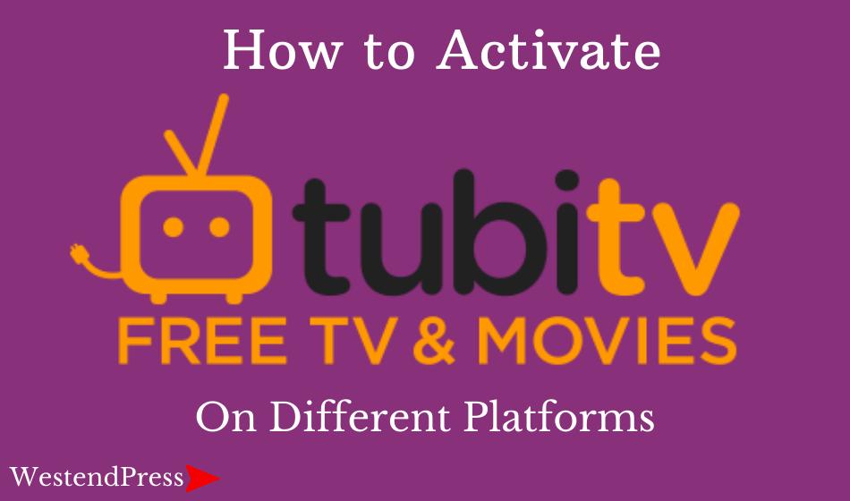 Cách kích hoạt Tubi TV