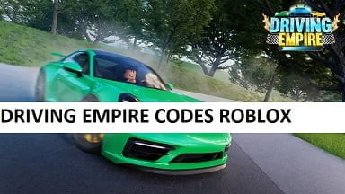 Lái xe đế chế mã Roblox
