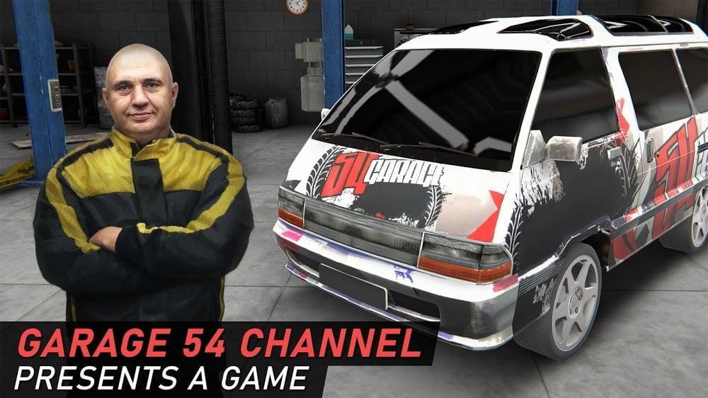 Garage 54 (MOD, Mua sắm miễn phí) ***