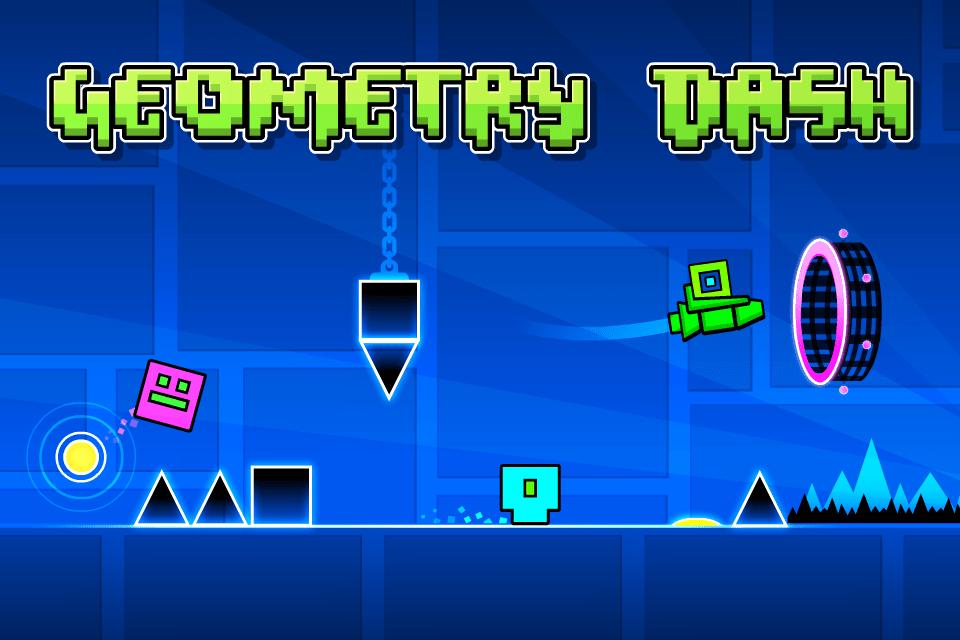Geometry Dash (MOD, Tiền không giới hạn) ***