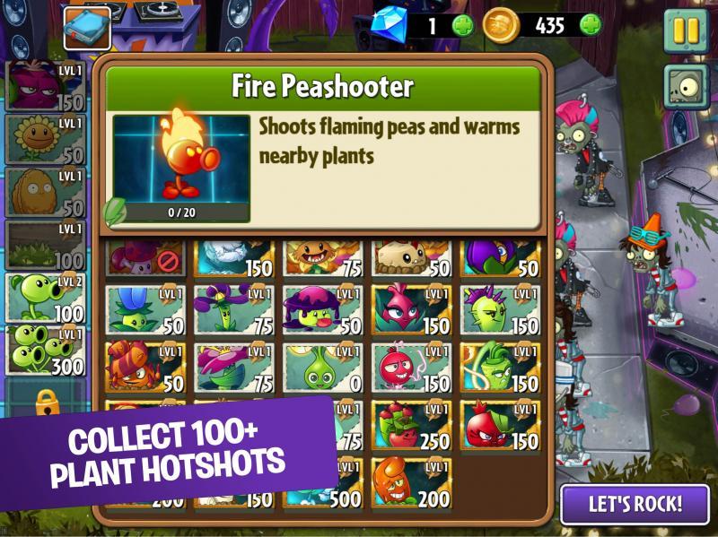 Plants vs Zombies FREE MOD Vo han TienSuns