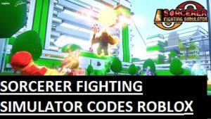 Sorcerer Fighting Simulator Codes Roblox