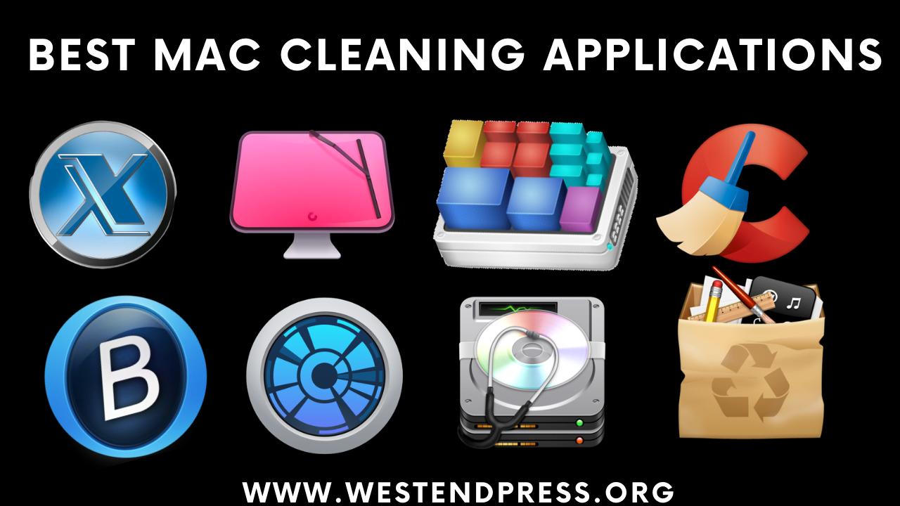 Các ứng dụng dọn dẹp MAC tốt nhất năm 2021