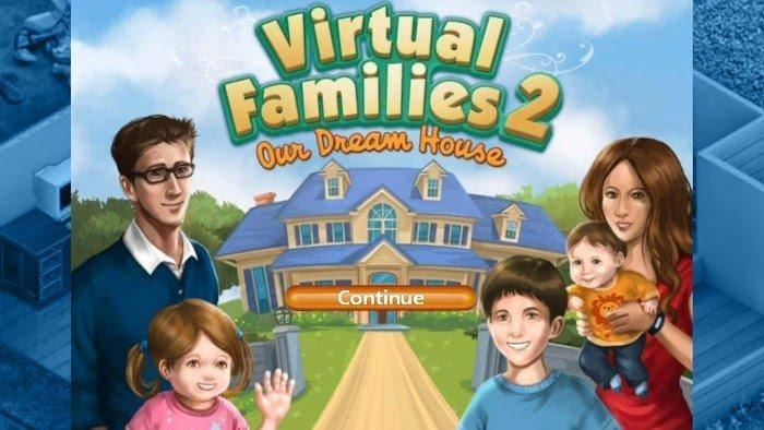 Virtual Families 2 MOD TienMo khoa