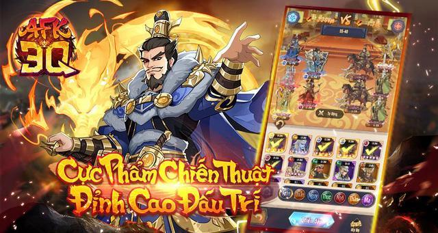 giftcode AFK 3Q – Đế Vương Thiên Hạ