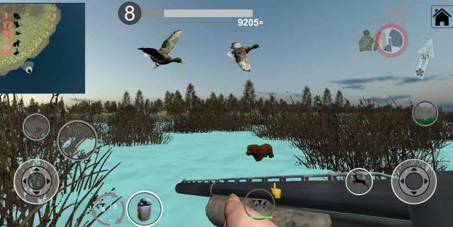 hack Hunting Simulator Game