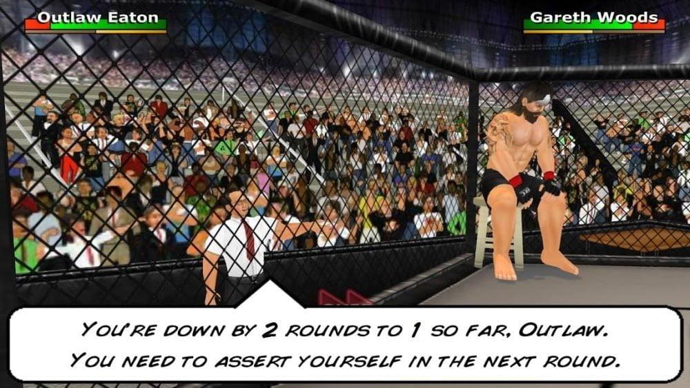 Weekend Warriors MMA (MOD, Tất cả đã được mở khóa)