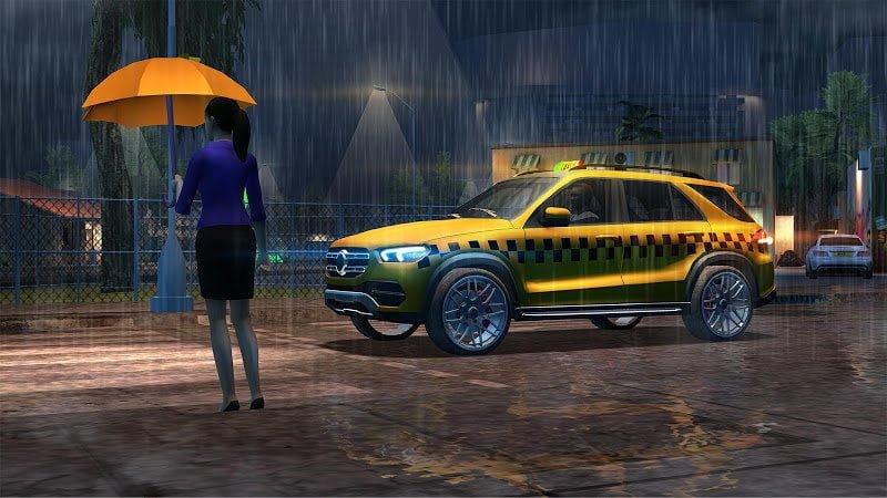 Taxi Sim 2020 (MOD, Tiền không giới hạn / Vàng)