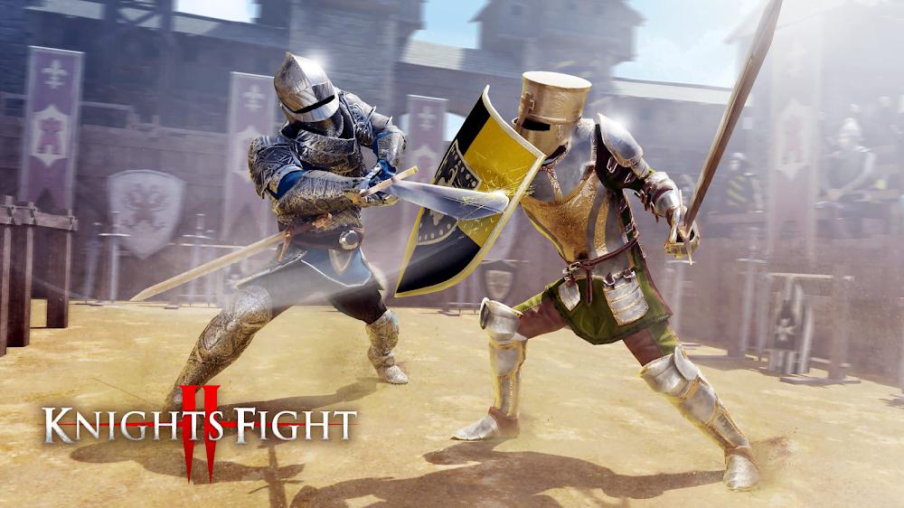 Knights Fight 2 (MOD, Dumb Bot) ***