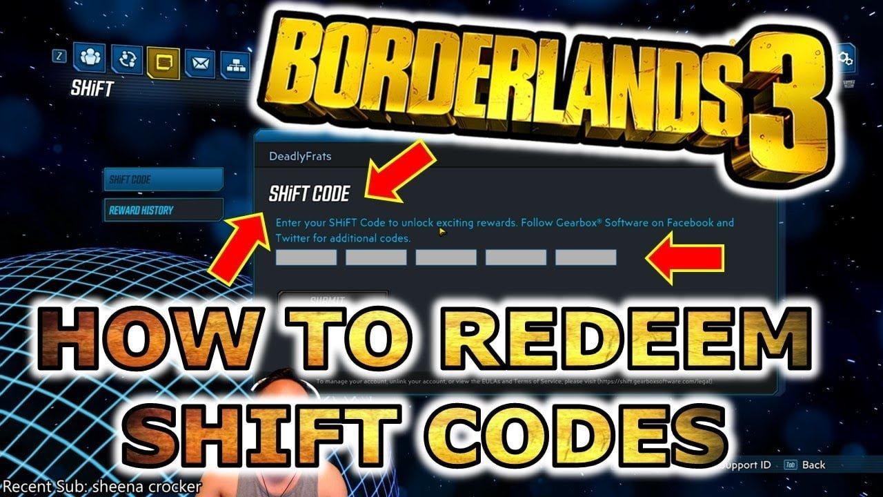 Cách đổi mã số ca trong Borderland 3