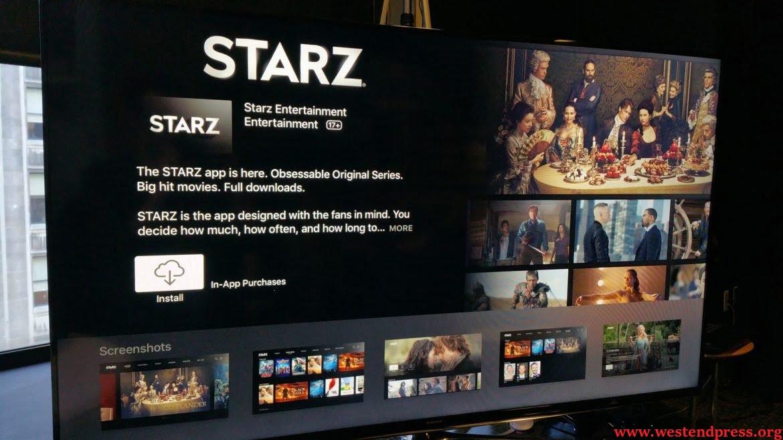 Phát trực tuyến StarZ