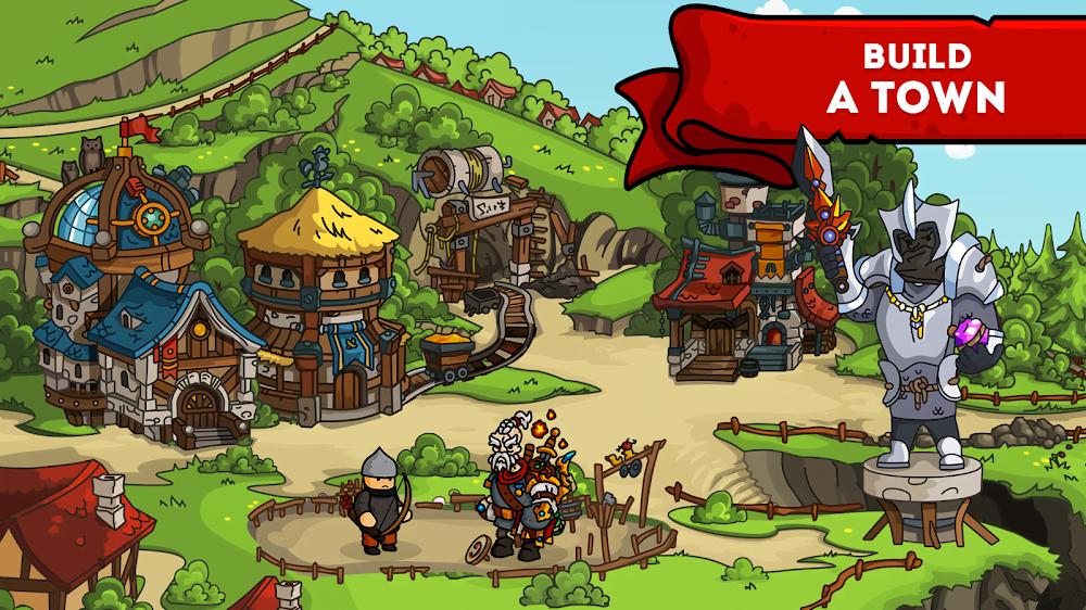 towerlands-mod-không giới hạn-tiền