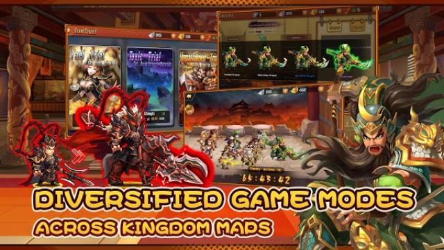 Battle Kingdoms