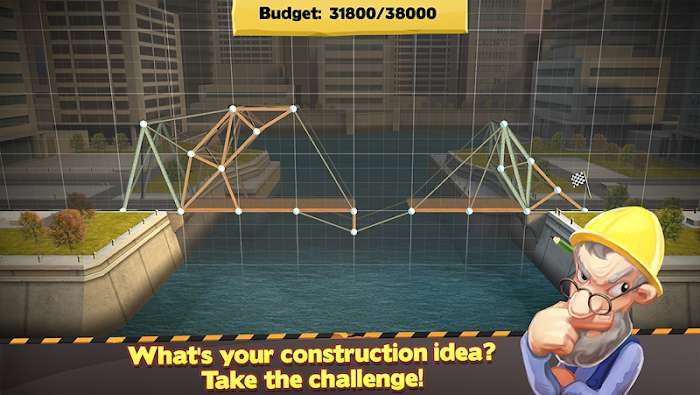 bridge constructor mod unlocked moddroid 1