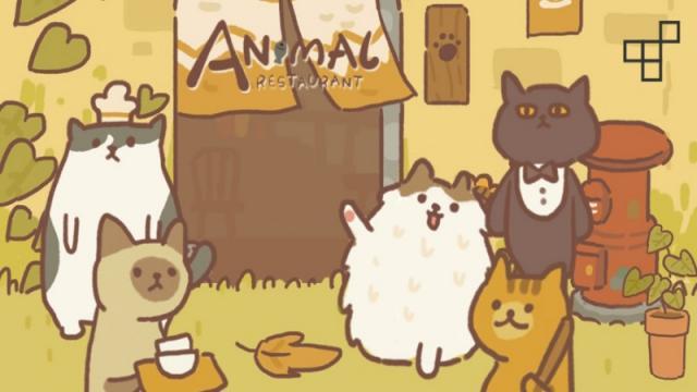 Code Animal Restaurant