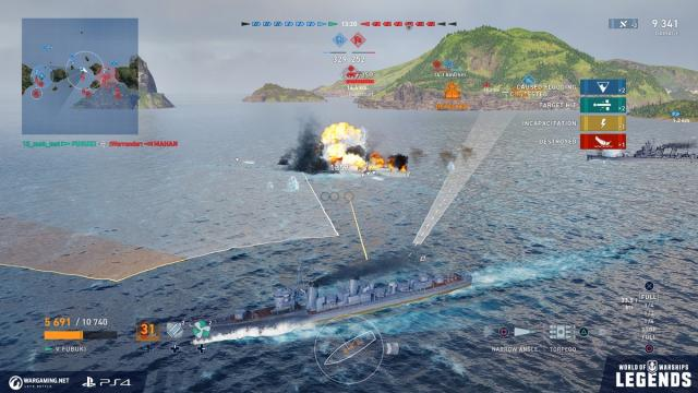 Code World of Warships