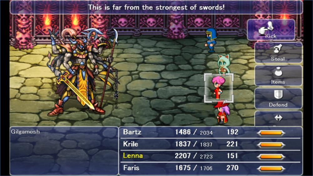 Final-fantasy-v-mod-không giới hạn-mang-moddroid-moddroid