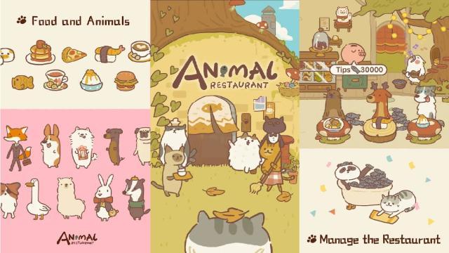 GiftCode Animal Restaurant