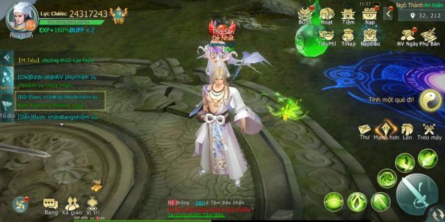 Giftcode Cửu Kiếm Chi Vương
