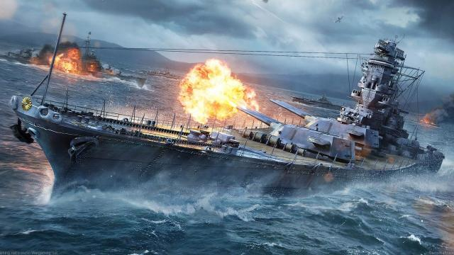 GiftCode World of Warships