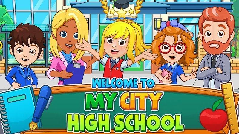my city high school moddroid 1