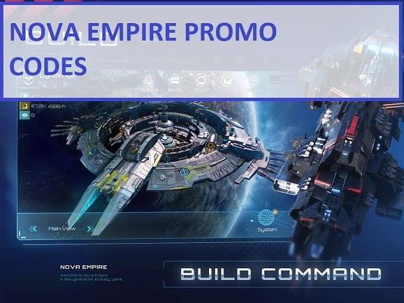 Mã khuyến mãi của đế chế Nova