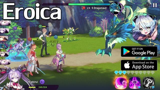 Code Angel Saga: Hero Action Shooter RPG