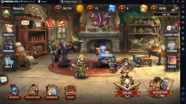 code Fantasy League Turn RPG Strategy