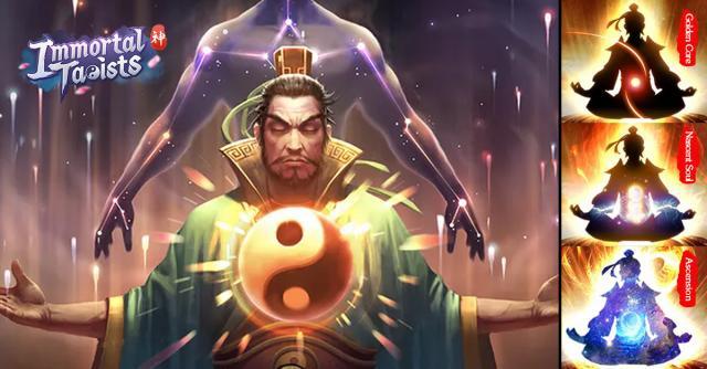 Code Immortal Taoists