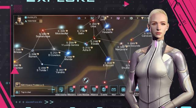 code Infinite Galaxy