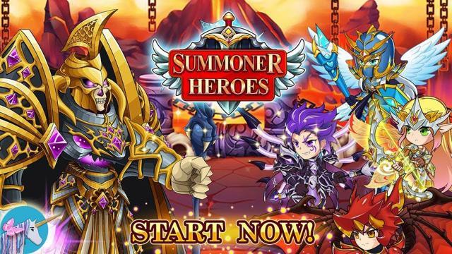 code Summoner Heroes