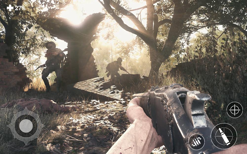 Crossfire: Survival Zombie Shooter (MOD, Mua sắm miễn phí) ***