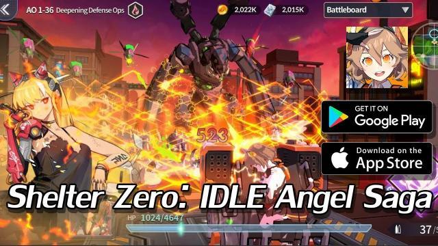 Gifcode Angel Saga: Hero Action Shooter RPG