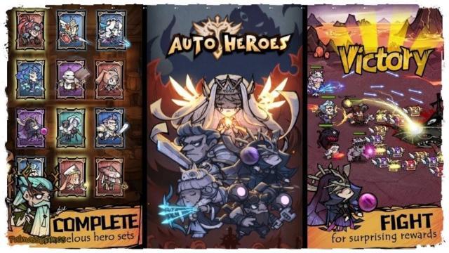 giftcode Auto Heroes