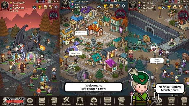 giftcode Evil Hunter Tycoon