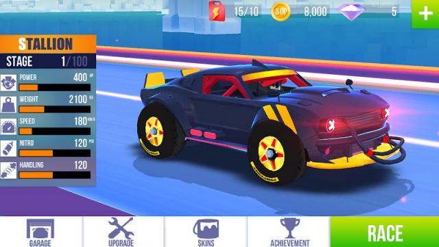 Hack SUP Multiplayer Racing