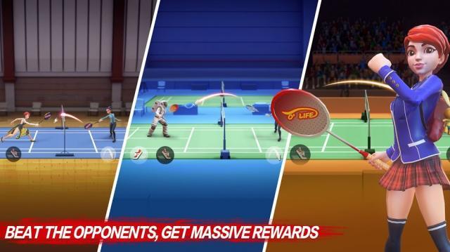 Badminton Blitz (MOD, Free Coins/AD-Free)