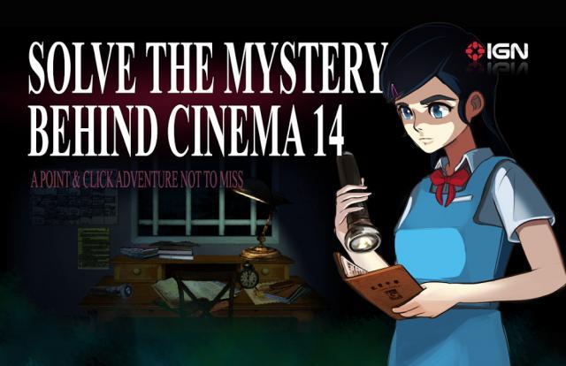 Cinema 14: Thrilling Mystery Escape (MOD, Free Shopping)