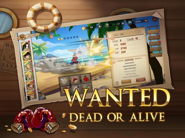 Code Pirate Legendary : King Of Ocean
