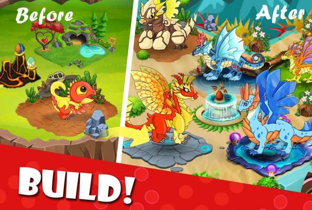 Dragon Battle (MOD, Unlimited Money)