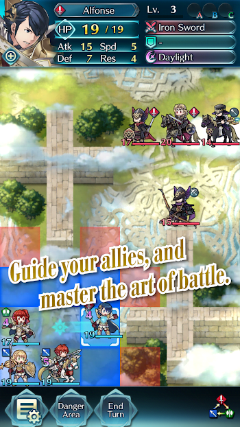 Fire Emblem Heroes (MOD Hero 5 stars/Feather)