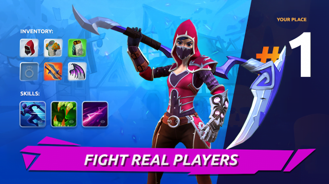 FOG – MOBA Battle Royale