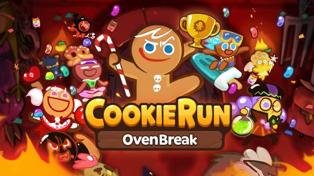 GiftCode Cookie Run OvenBreak