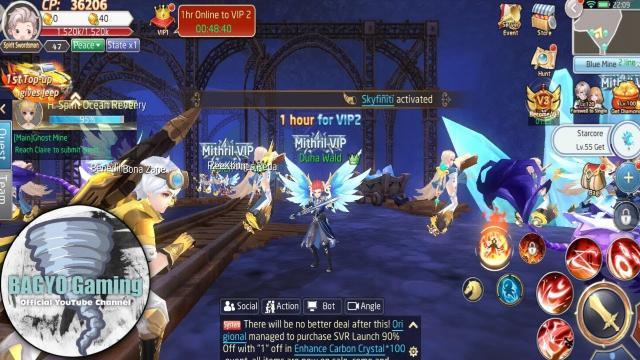 giftcode Savior Fantasy