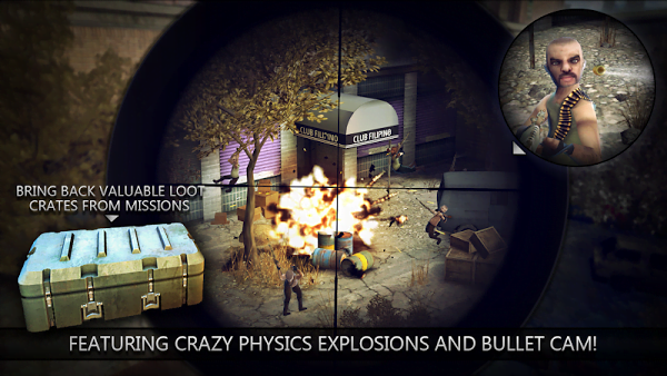 Hack Last Hope Sniper – Zombie War (MOD Tiền/Súng IP)