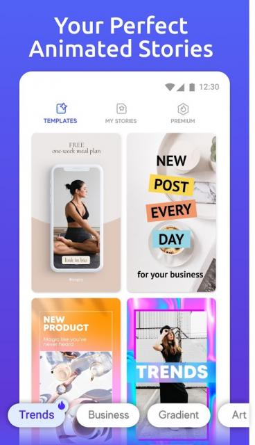 Inspiry – Stories Editor for Instagram (MOD, Pro Unlocked)