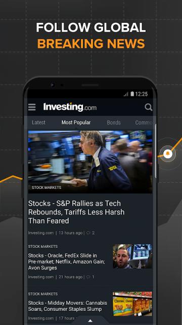 Investing.com (MOD, Full Unlocked)