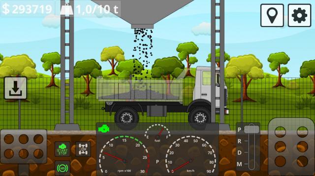 Mini Trucker (MOD Vô hạn Tiền)