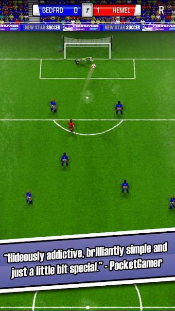 New Star Soccer (MOD Mua sắm, Tiền càn)